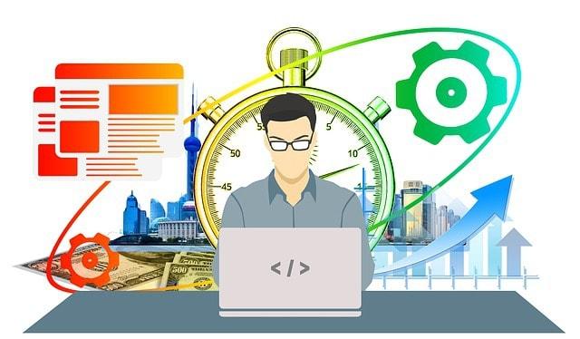 בניית אתרים ועסק מצליח