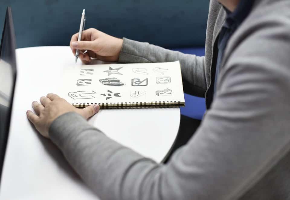 מה כולל תהליך של עיצוב לוגו לעסק?