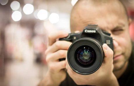 הקשר בין צילום ושיווק באינטרנט